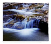 Cataract Falls Fleece Blanket