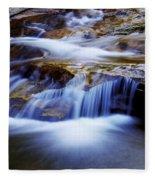 Cataract Falls Fleece Blanket