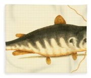 Catfish Fleece Blanket