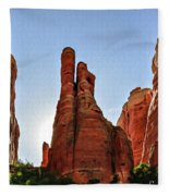 Cathedral Rock 05-155 Fleece Blanket