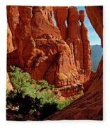 Cathedral Rock 06-124 Fleece Blanket