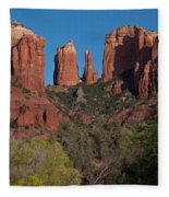 Cathedral Rock  Fleece Blanket