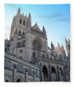 Cathedral Travel Fleece Blanket