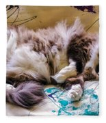 Catnap Fleece Blanket