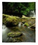 Cauldren Falls Fleece Blanket