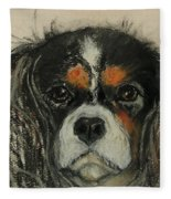 Cavalier Fleece Blanket