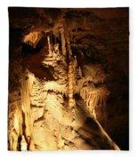 Cave 11 Fleece Blanket