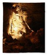 Cave 12 Fleece Blanket