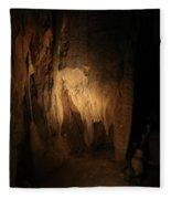 Cave 15 Fleece Blanket