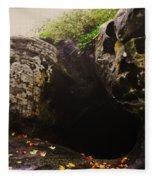 Cave Fleece Blanket