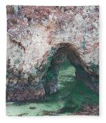 Cave Of Wonders Fleece Blanket