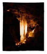 Hometown Series - Cavern Light Fleece Blanket