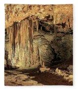 Caverns Fleece Blanket