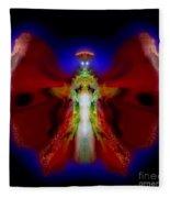 Cayenne Lightningdance Fleece Blanket