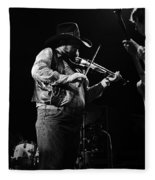 Cdb Winterland 12-13-75 #10 Crop 2 Fleece Blanket