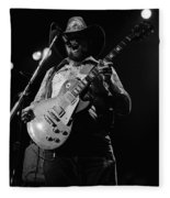 Cdb Winterland 12-13-75 #4 Fleece Blanket