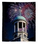 Celebrate Bethlehem Fleece Blanket