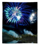 Celebration II Fleece Blanket