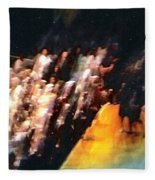 Celestial Applause Fleece Blanket