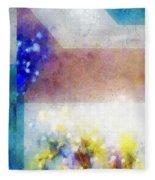 Celestial Navigation Fleece Blanket