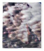 Celestial Visions Fleece Blanket