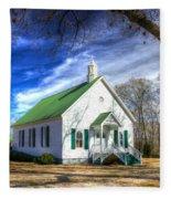 Centennial Christian Church Est 1909 Fleece Blanket