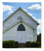 Center Ridge Presbyterian Church Fleece Blanket