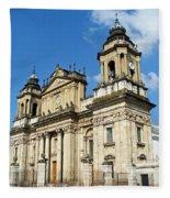 Central Church Guatemala City 1 Fleece Blanket