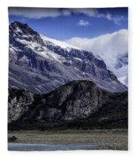 Cerro Chalten Fleece Blanket