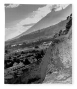Cerro De La Cruz Bnw Fleece Blanket