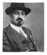 Chaim Weizmann  Fleece Blanket