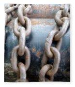 Chains Fleece Blanket