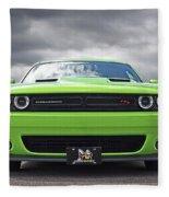 Challenger Scat Pack Fleece Blanket
