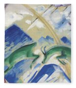 Chamois Fleece Blanket