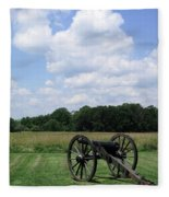Chancellorsville Battlefield 3 Fleece Blanket