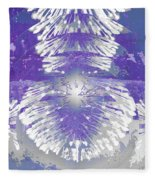 Chandelier 2 Fleece Blanket