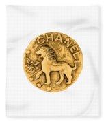 Chanel Jewelry-1 Fleece Blanket