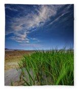 Chapin Beach Fleece Blanket
