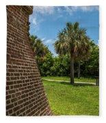 Charleston Fortification Fleece Blanket