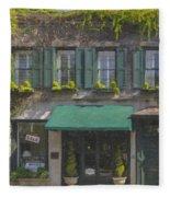 Charleston Gardens Fleece Blanket