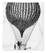 Charli�re Balloon Fleece Blanket