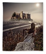 Chasing The Dreams Fleece Blanket