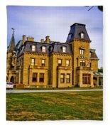 Chateau-sur-mer Fleece Blanket