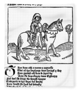 Chaucer: The Prioress Fleece Blanket
