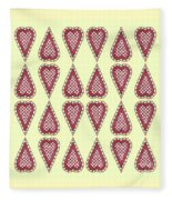 Checkered Fleece Blanket