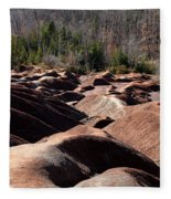 Cheltenham Badlands Fleece Blanket
