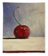 Cherry Fleece Blanket