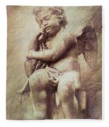 Cherub Fleece Blanket