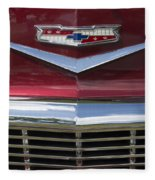 Chevrolet 17 Fleece Blanket
