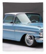 Chevrolet El Camino Fleece Blanket
